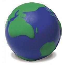 Anti-Stress-Ball mit Werbeaufdruck