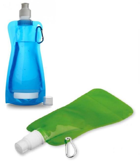 Trinkflaschen bedruckt mit Firmenlogo