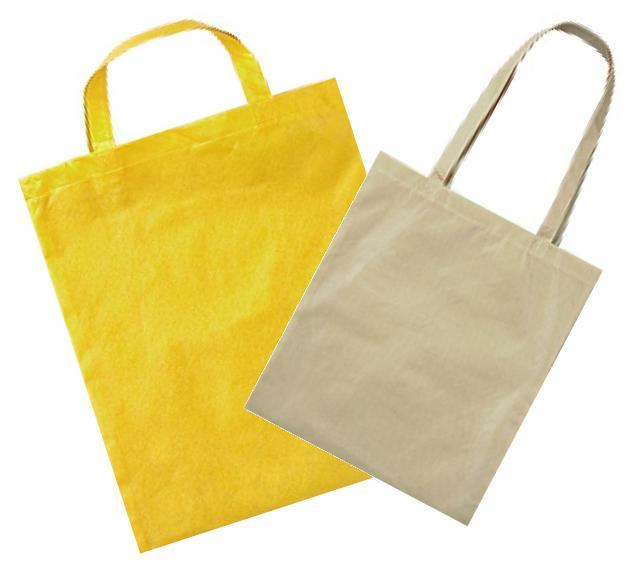 PP-Taschen als Werbegeschenk bei Promostore