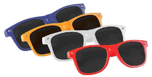 Sonnenbrillen mit Logo bedrucken lassen