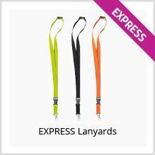 Express-Lanyards bedrucken