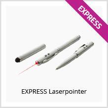 Express-Laserpointer bedrucken