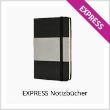 Express-Notizbücher bedrucken
