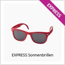 Express-Sonnenbrillen bedrucken