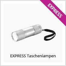 Express-Taschenlampen bedrucken