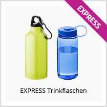 Express-Trinkflaschen bedrucken