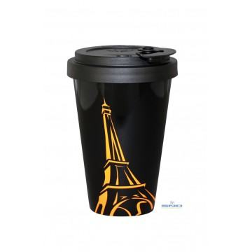 coffee to go becher bedrucken lassen promostore. Black Bedroom Furniture Sets. Home Design Ideas