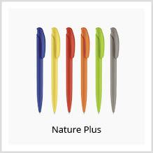 Senator Nature Plus mit Logo bedrucken