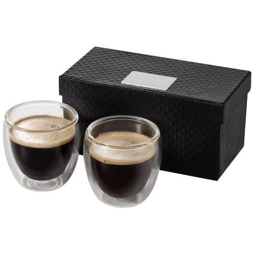 Boda 2 teiliges Espresso Set