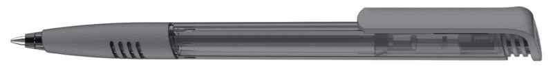 Druckkugelschreiber SUPER HIT CLEAR SG