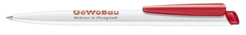 Druckkugelschreiber DART POLISHED BASIC, Ansicht 3