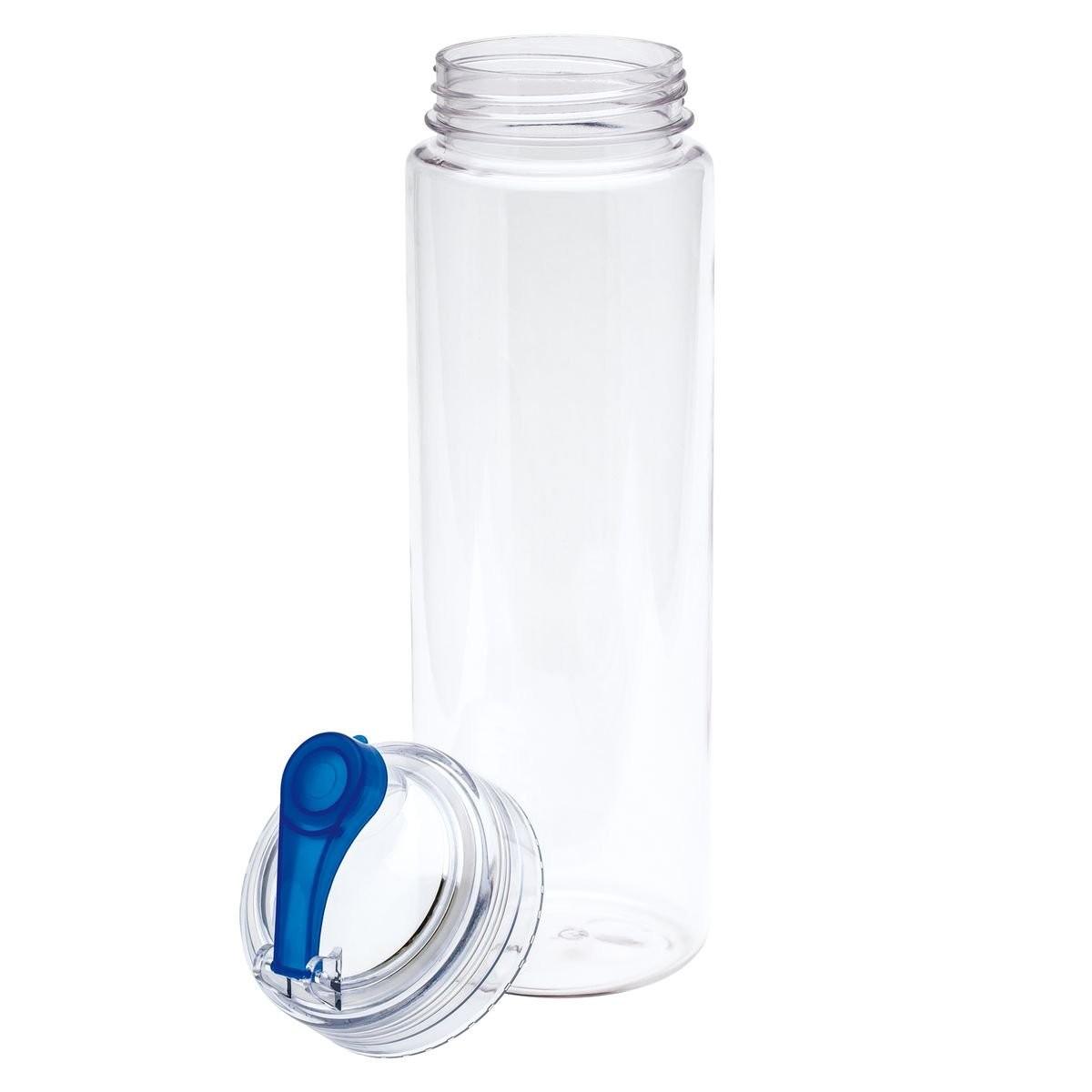 Trinkflasche mit Fruchtbehälter REFLECTS-JOLIETTA, Ansicht 5