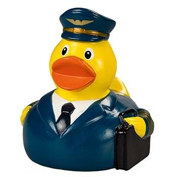 Quietsche-Ente Pilot