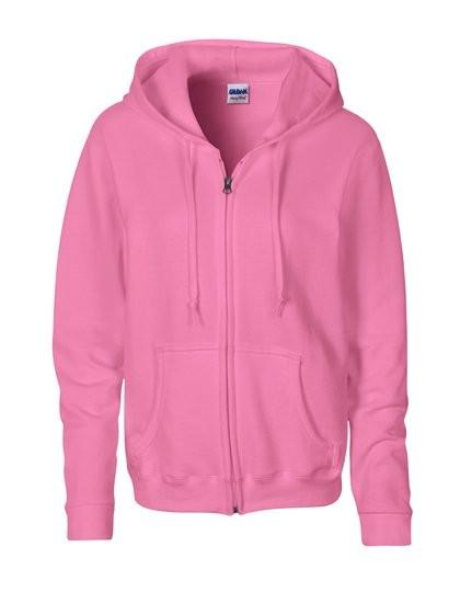 Heavy Blend Ladies´ Full Zip Hooded Sweatshirt