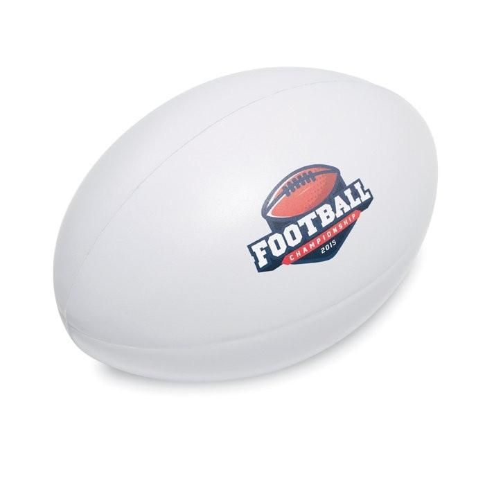 Anti-Stress-Rugbyball MADEROS, Ansicht 3