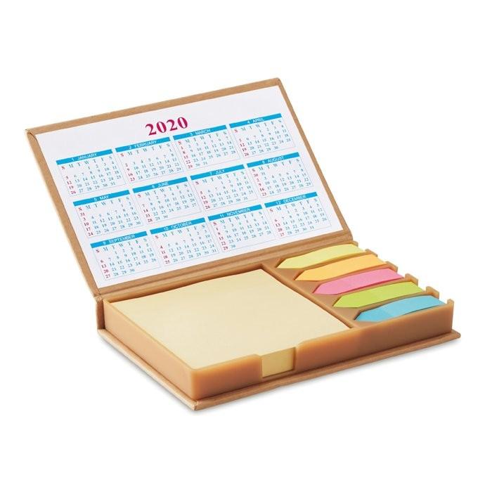 Notizzettelhalter mit Kalender MEMOCALENDAR, Ansicht 8