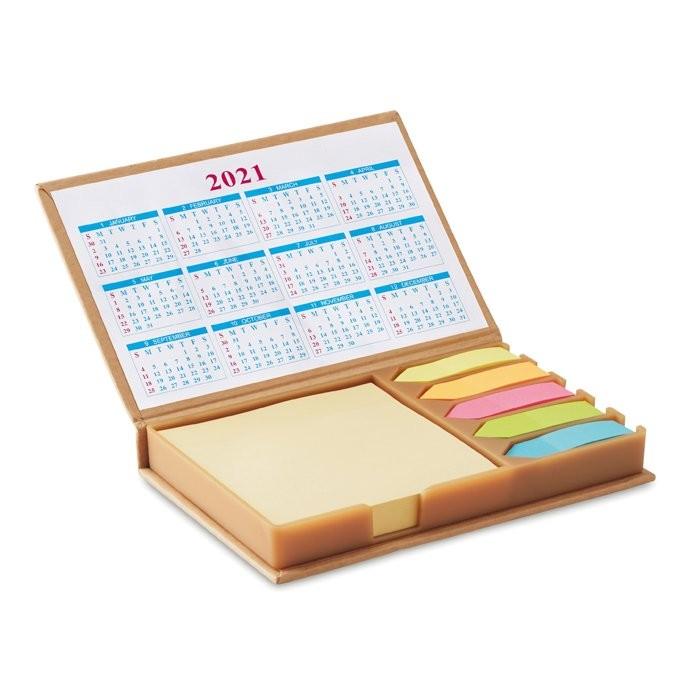 Notizzettelhalter mit Kalender MEMOCALENDAR, Ansicht 7