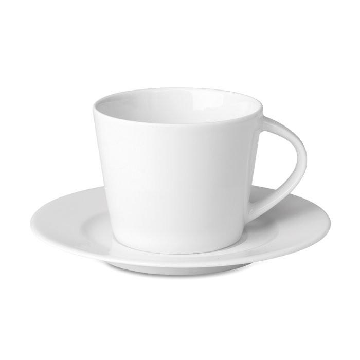 Cappuccino Tasse und Untertasse PARIS