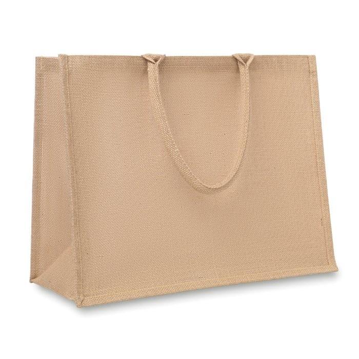 Jute Shopping Tasche BRICK LANE