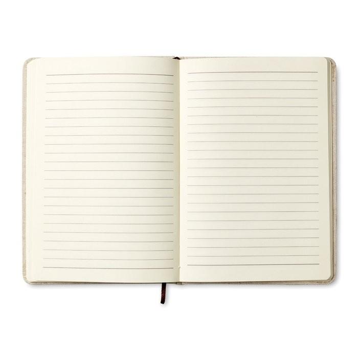 DIN A5 Notizbuch mit Canvas CANVAS, Ansicht 2