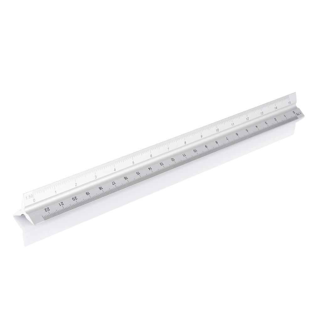Aluminiumlineal 30 cm, Ansicht 5