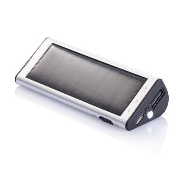 2200 mAh Solar Powerbank