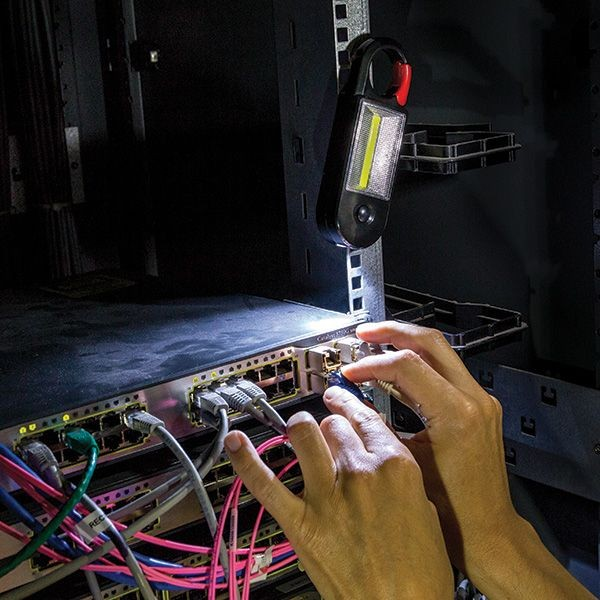 COB Arbeitsleuchte mit Magnet, Ansicht 8