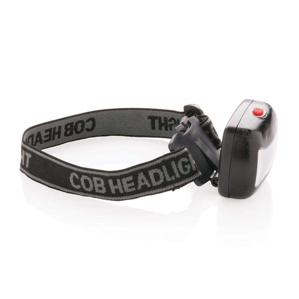 COB Kopflampe, Ansicht 4