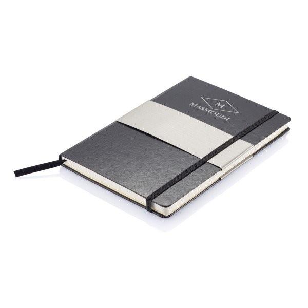 A5 Hardcover Notizbuch kariert, Ansicht 10