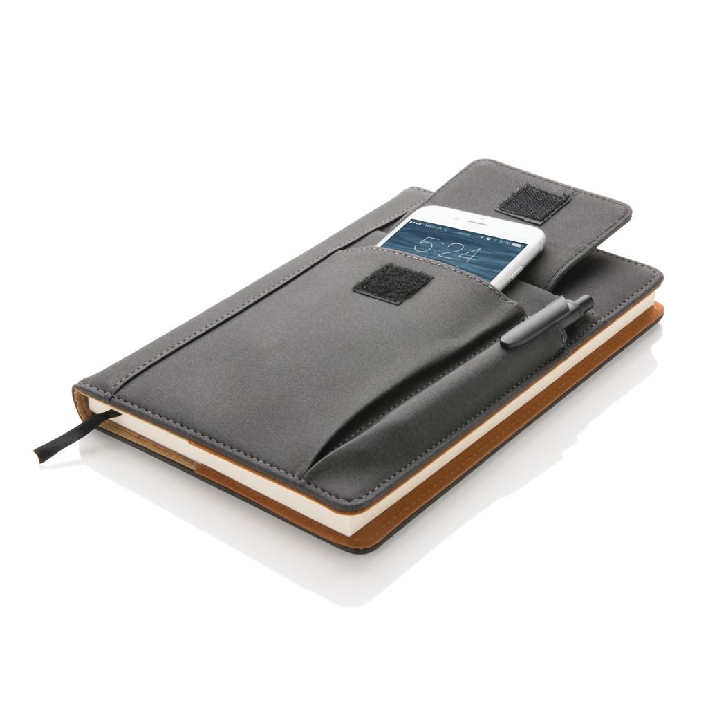 Notizbuch mit Telefontasche, Ansicht 15