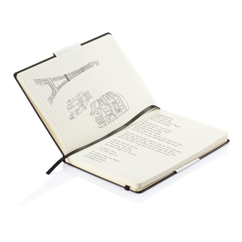 A5 Hardcover Notizbuch, Ansicht 8