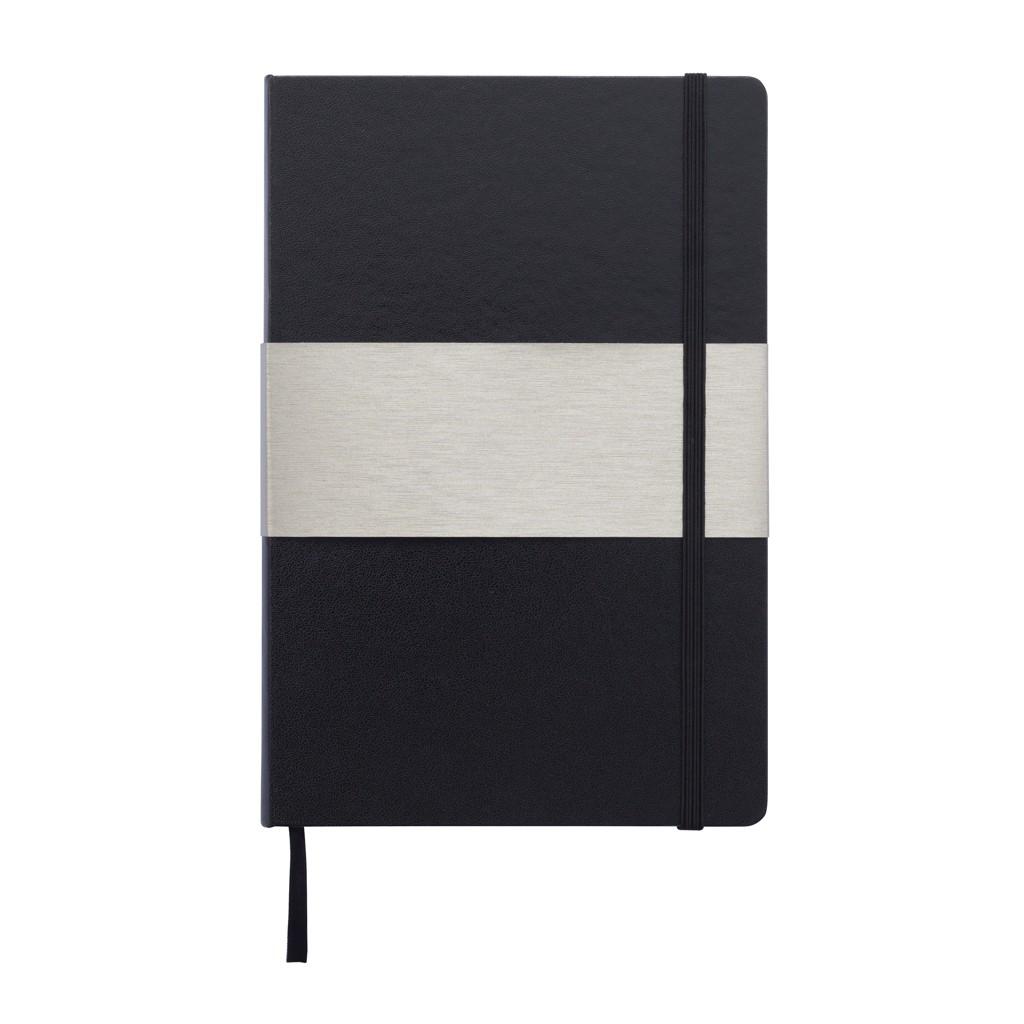 A5 Hardcover Notizbuch kariert, Ansicht 5