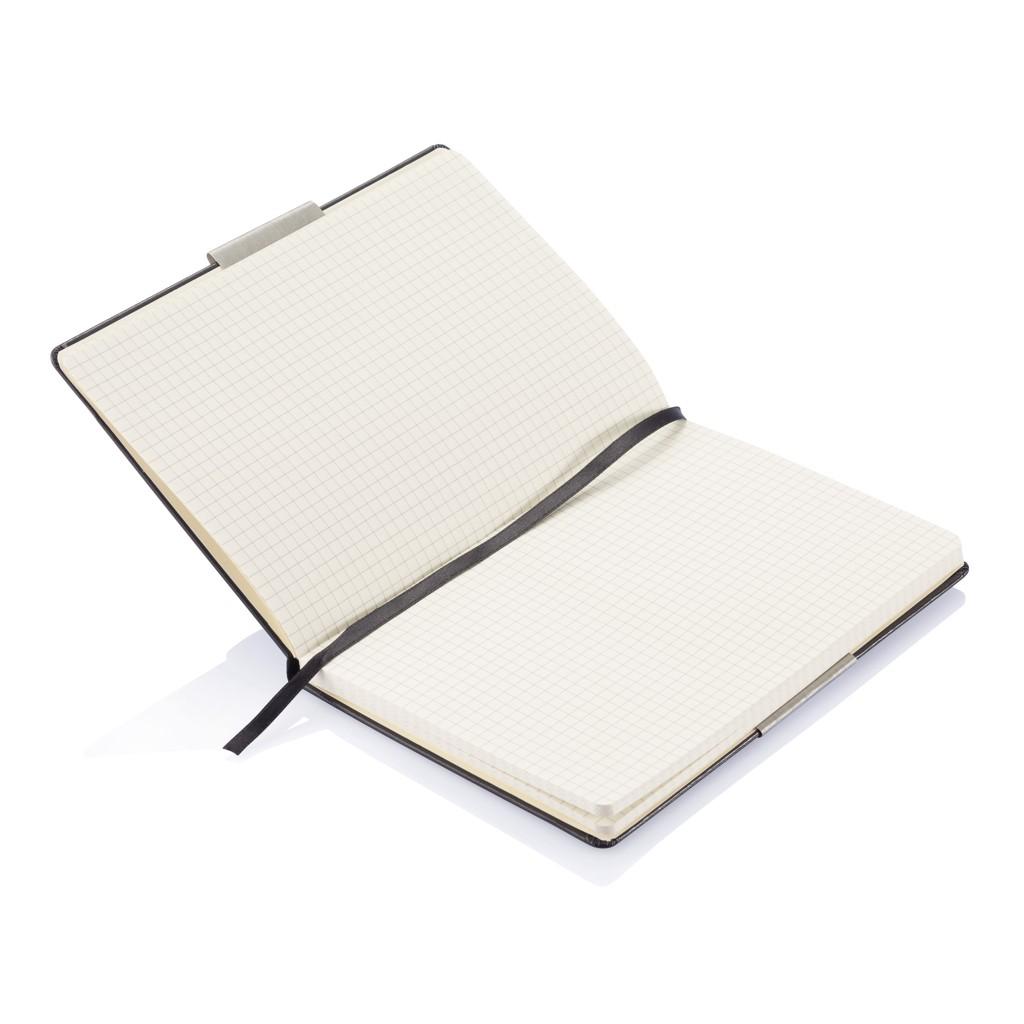 A5 Hardcover Notizbuch kariert, Ansicht 2