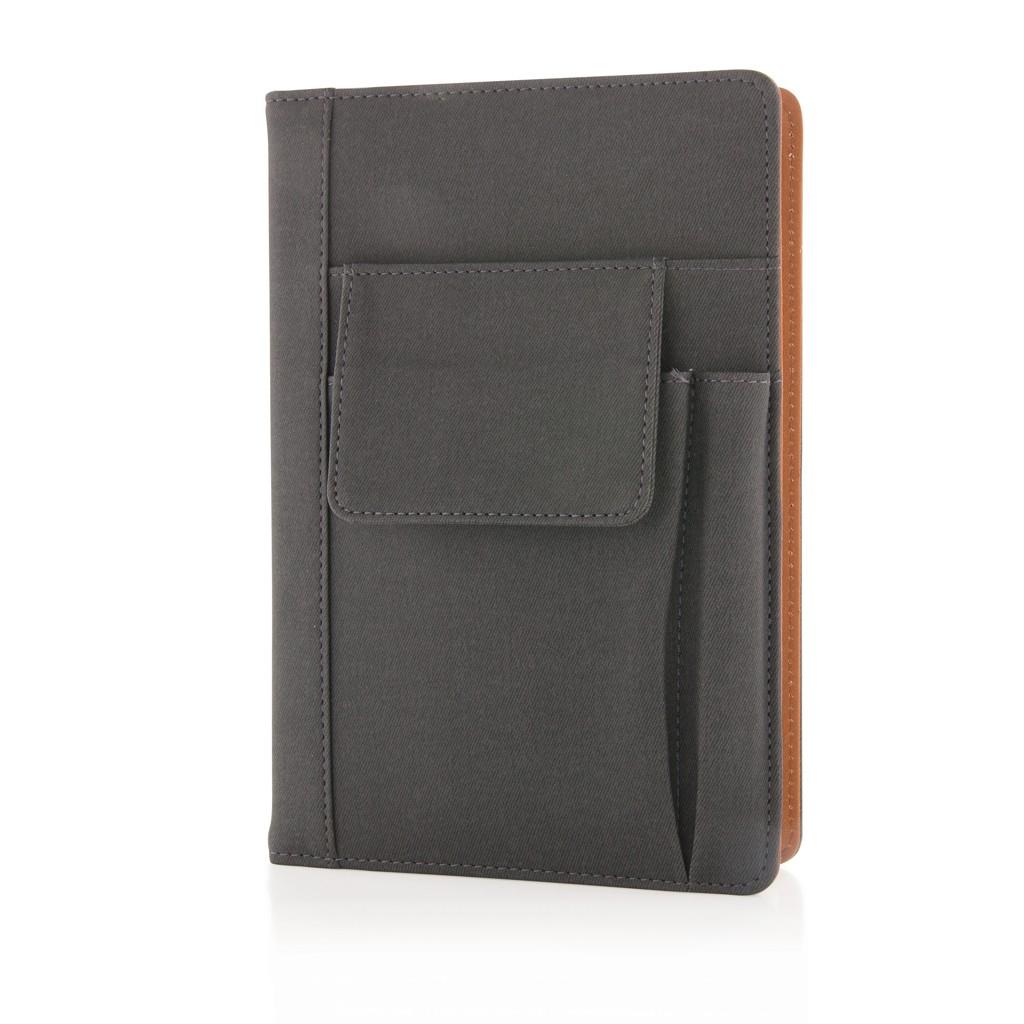 Notizbuch mit Telefontasche, Ansicht 9