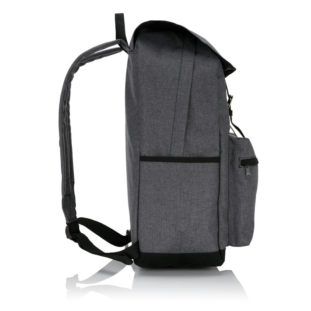 Laptop Rucksack mit magnetischen Schnallenverschlüssen, Ansicht 11