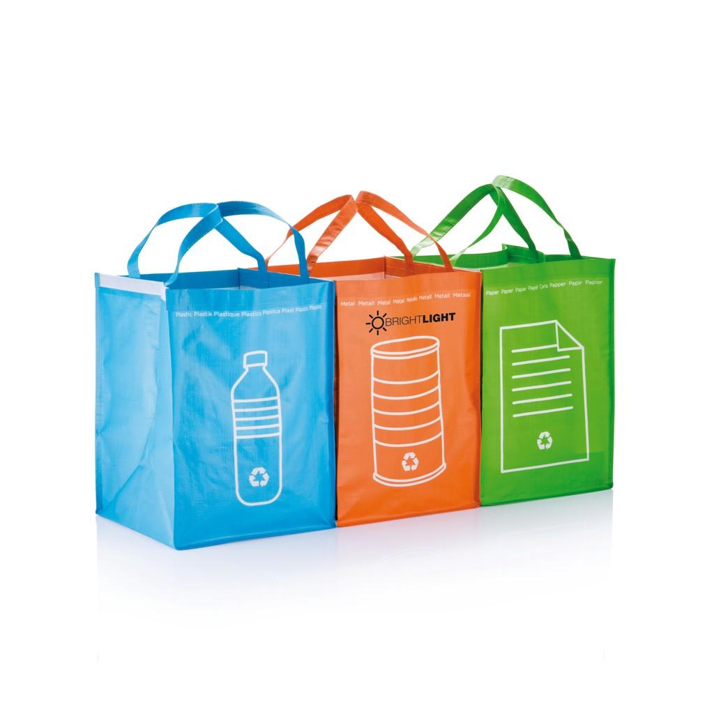 3tlg. Recycling Set, Ansicht 5