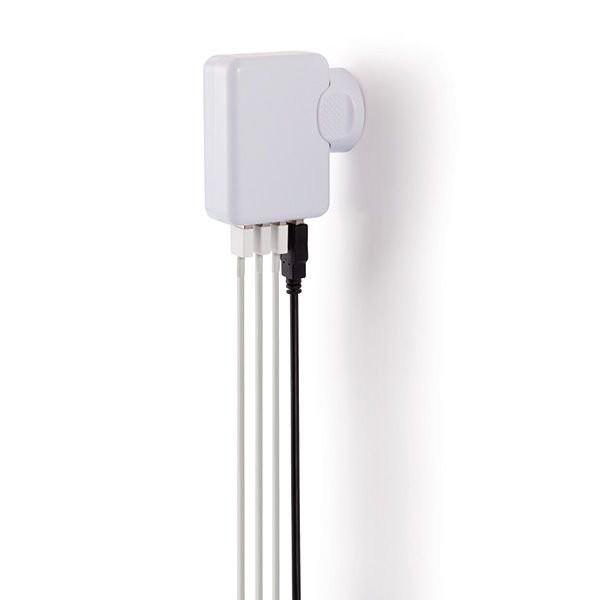 Reiseadapter mit 4fachem USB Anschluss, Ansicht 7