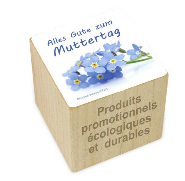 Pflanz-Holz Muttertag