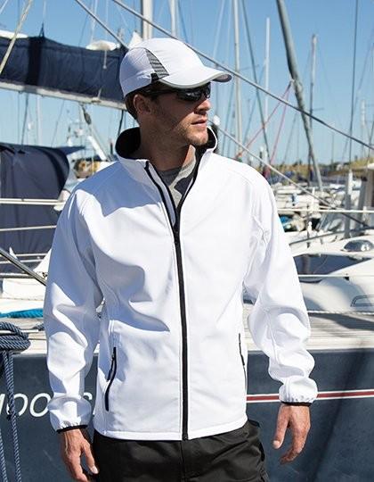 Printable Soft Shell Jacket