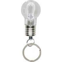 Schlüsselanhänger 'Magic Light' - Silber