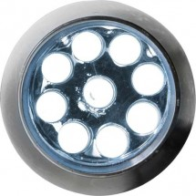 LED-Lampe 'Master' - Silber