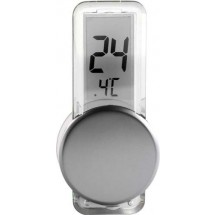 Thermometer 'Point' - Silber