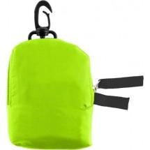 Einkaufstasche 'Pocket' - Limettengrün