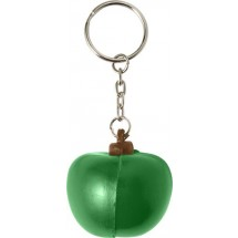 Schlüsselanhänger 'Fruit' - Grün