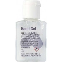 Handgel 'Barcelona' - Transparent