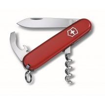 """VICTORINOX Schweizer Taschenmesser """"WAITER"""" - rot"""