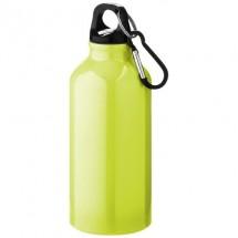 Oregon Trinkflasche mit Karabiner - Neon Yellow