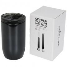 Lagom 380 ml Kupfer-Vakuum Isolierbecher - schwarz