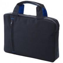 Detroit Konferenztasche - kohle / royalblau