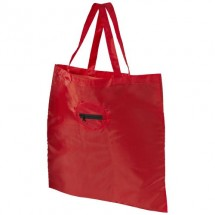 Take Away faltbare Einkaufstasche - rot